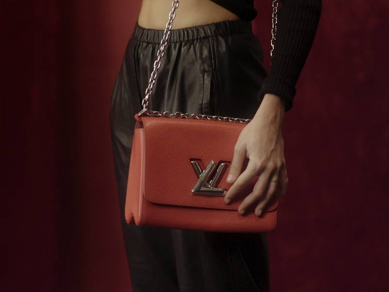 Louis Vuitton Fashion Film Nina urgell ninauc belen hostalet art spot LV
