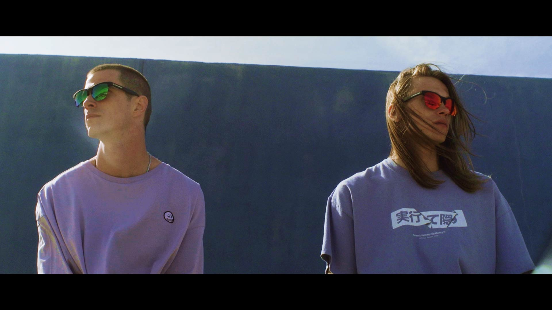 Northweek Sunglasses Barcelona skate hidestudio produccion spot fashionfilm